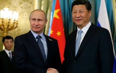 A kínai–orosz kapcsolatok kevésbé szorosak, mint azt sokan állítják