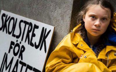 Mi a gond Greta Thunberg küzdelmével?