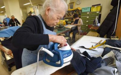 A japán kormány ösztönözné a nyugdíjasok foglalkoztatását