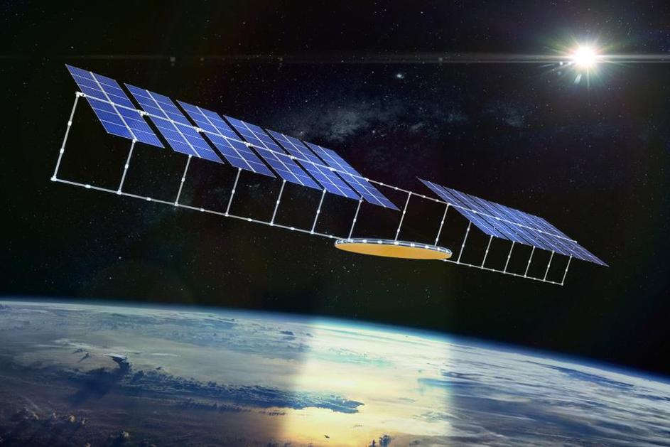 Kína az űrben termelne napenergiát